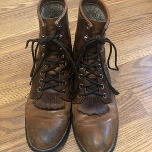 Justin Boots size 6